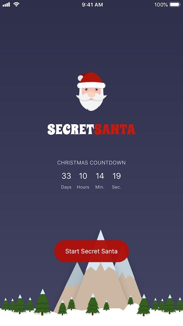 random secret santa generator without email